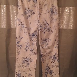 Gap Pajama Pants